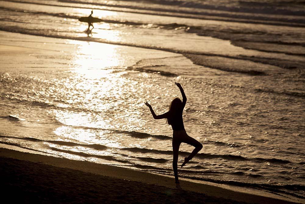 Playa de Somo. Santander